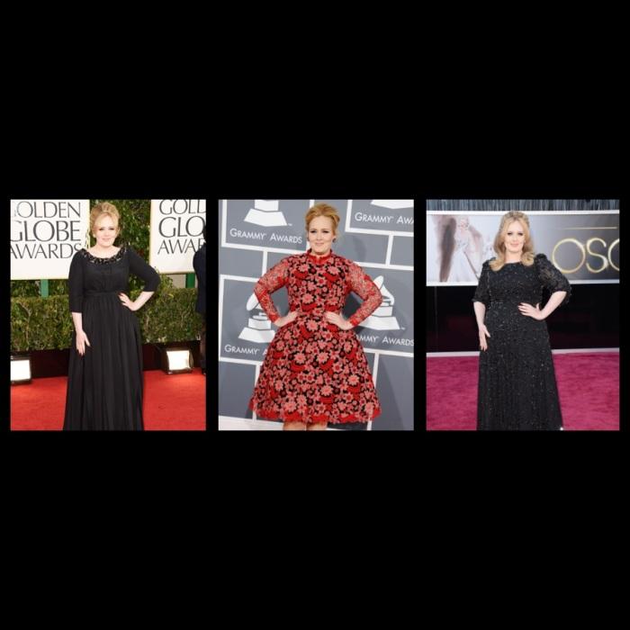 Adele premiações 2013