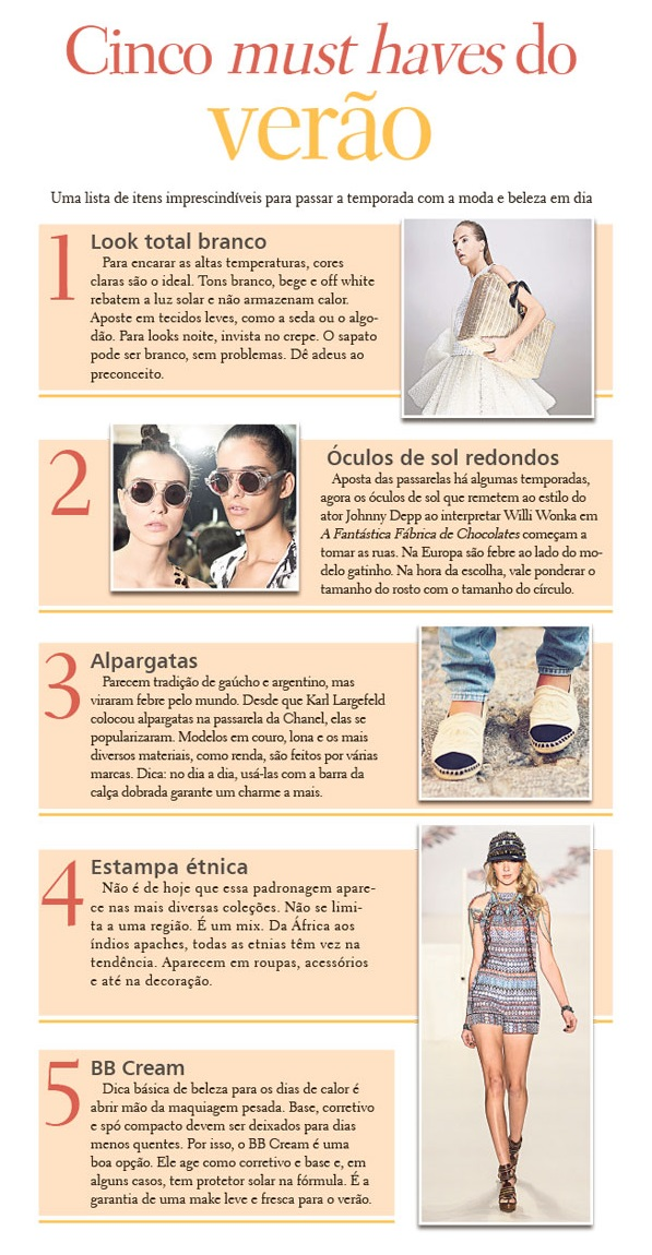 Must haves do verão 5